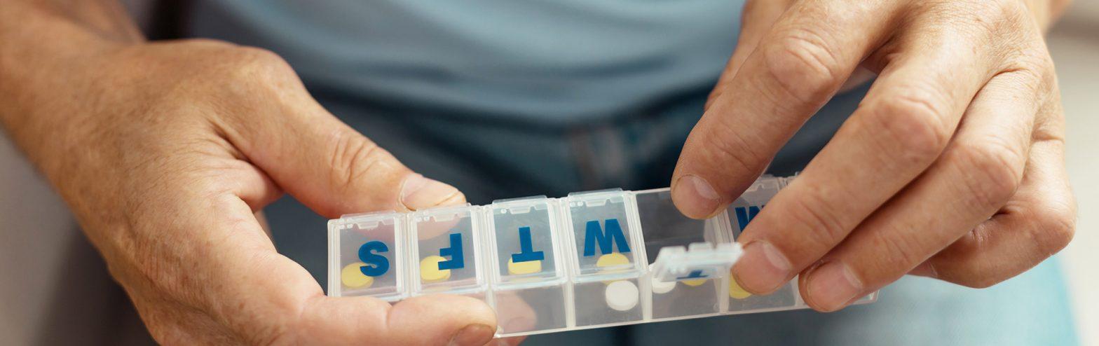 Charleston Medication Monitoring